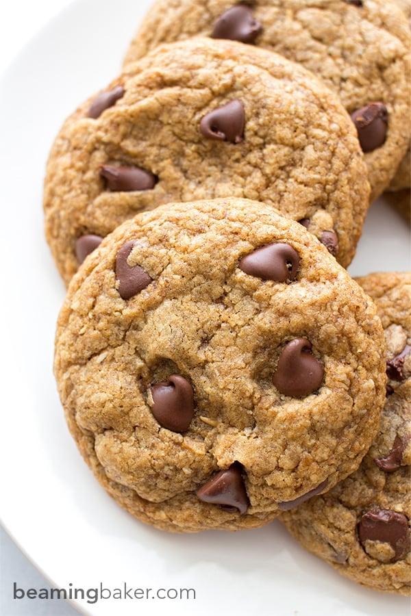 recipe: vegan chocolate chip cookies whole foods [24]