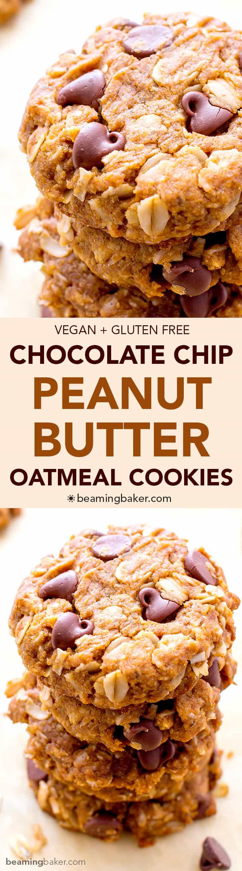 Chocolate Peanut Butter Oatmeal Cookies With Splenda