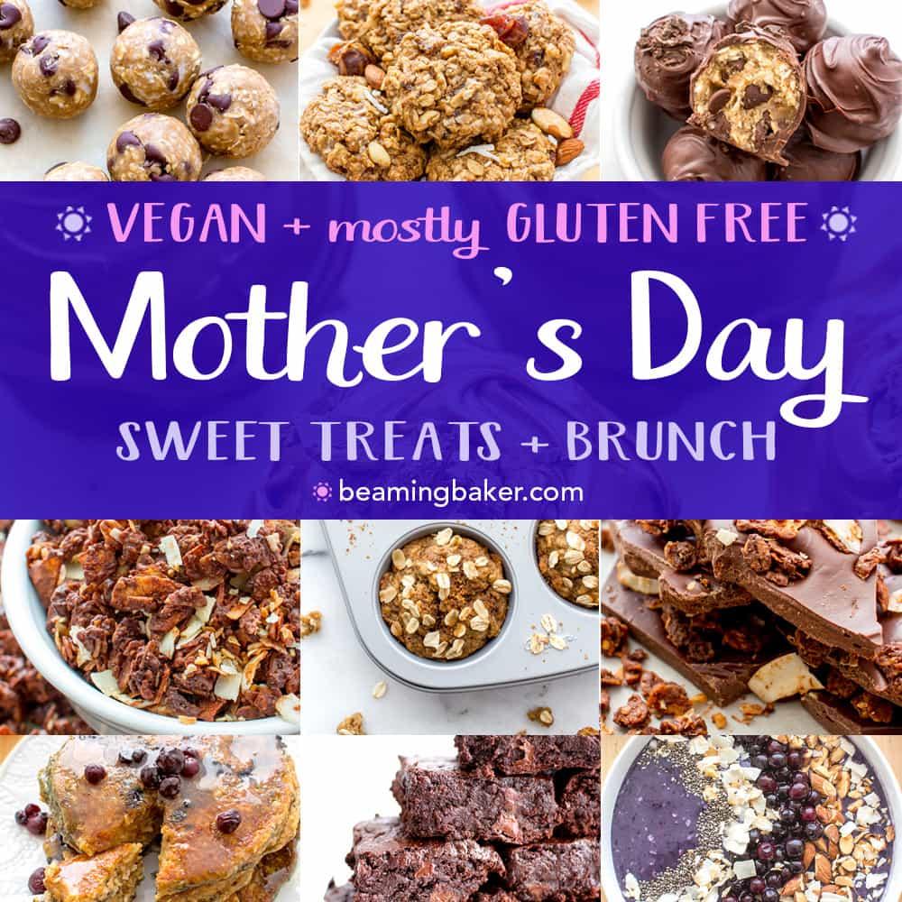 Vegan Recipes Making The World A: Sweet Mother's Day Recipes (Vegan, Gluten Free)