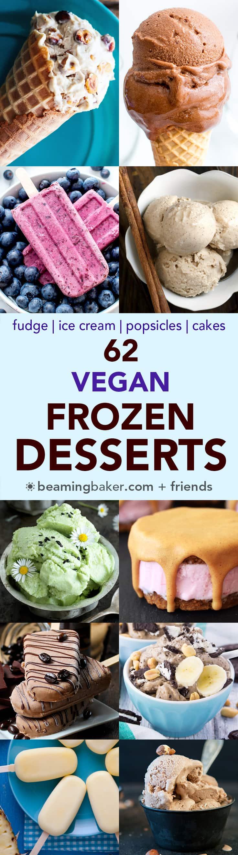 62 Unbelievably Good Vegan Frozen Desserts Beaming Baker