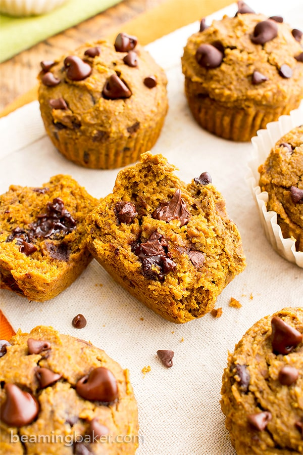 Food Network Mini Chocolate Chip Muffins