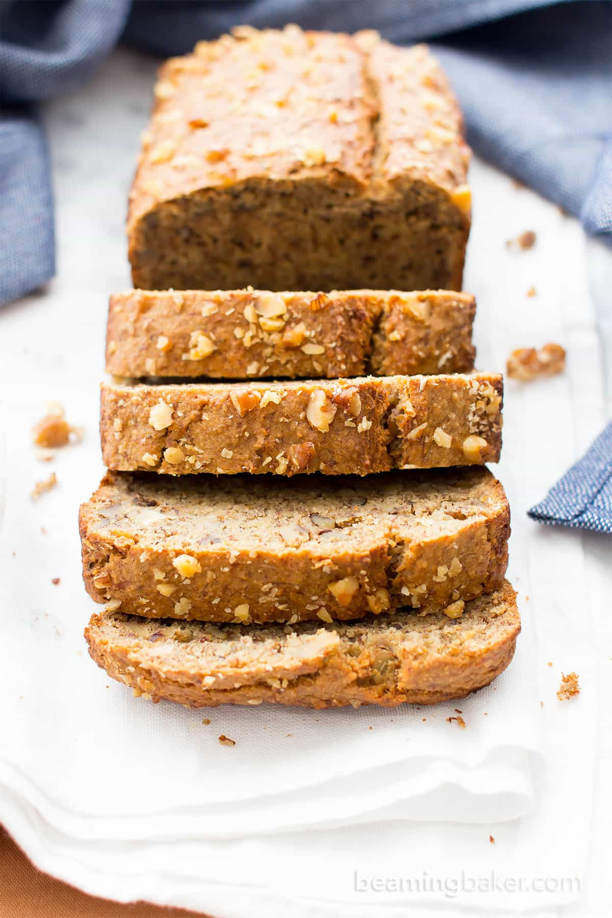 Sugar Free Banana Nut Bread With Cake Mix