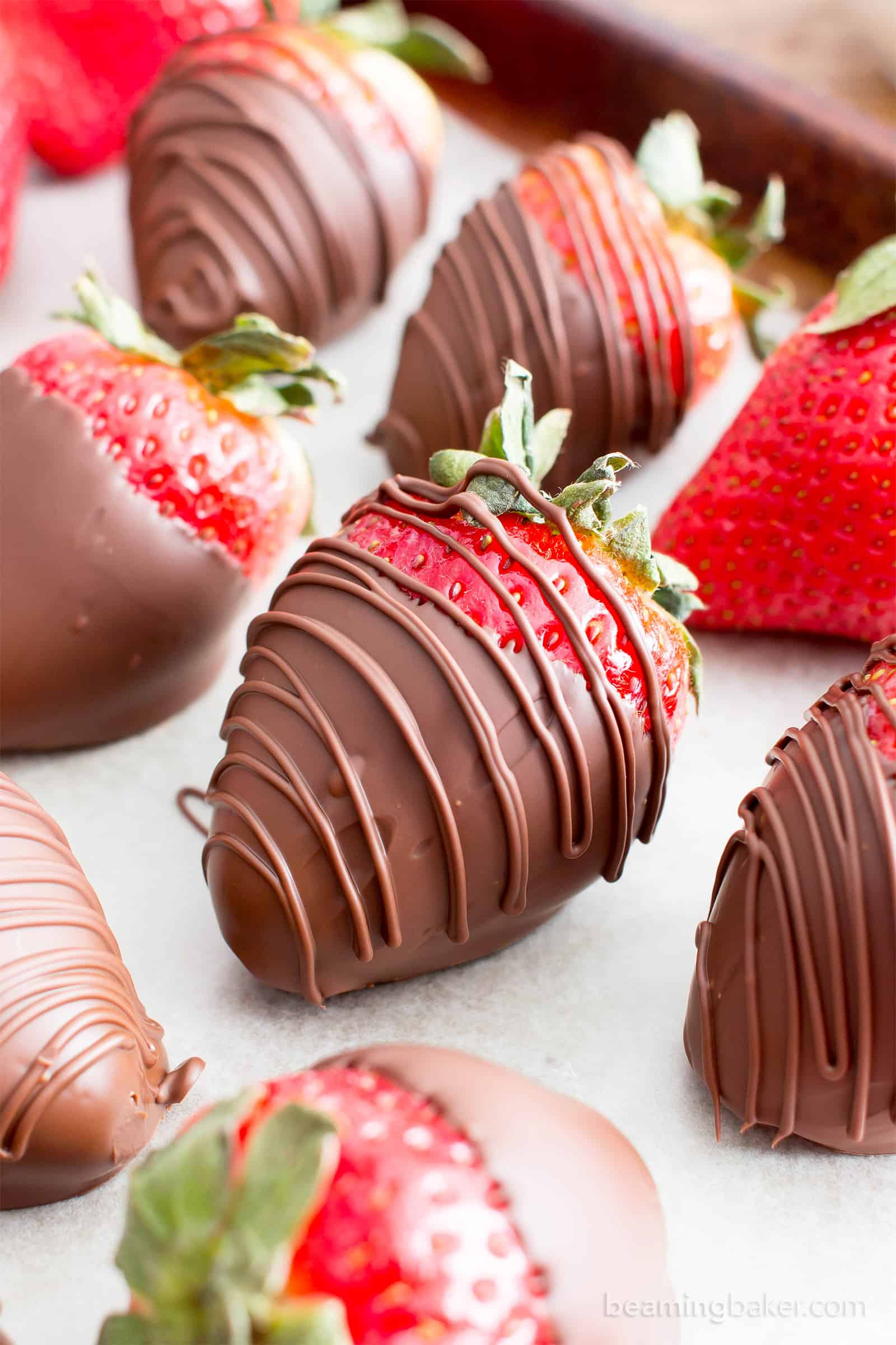 Pictures Of Chocolate Covered Strawberries