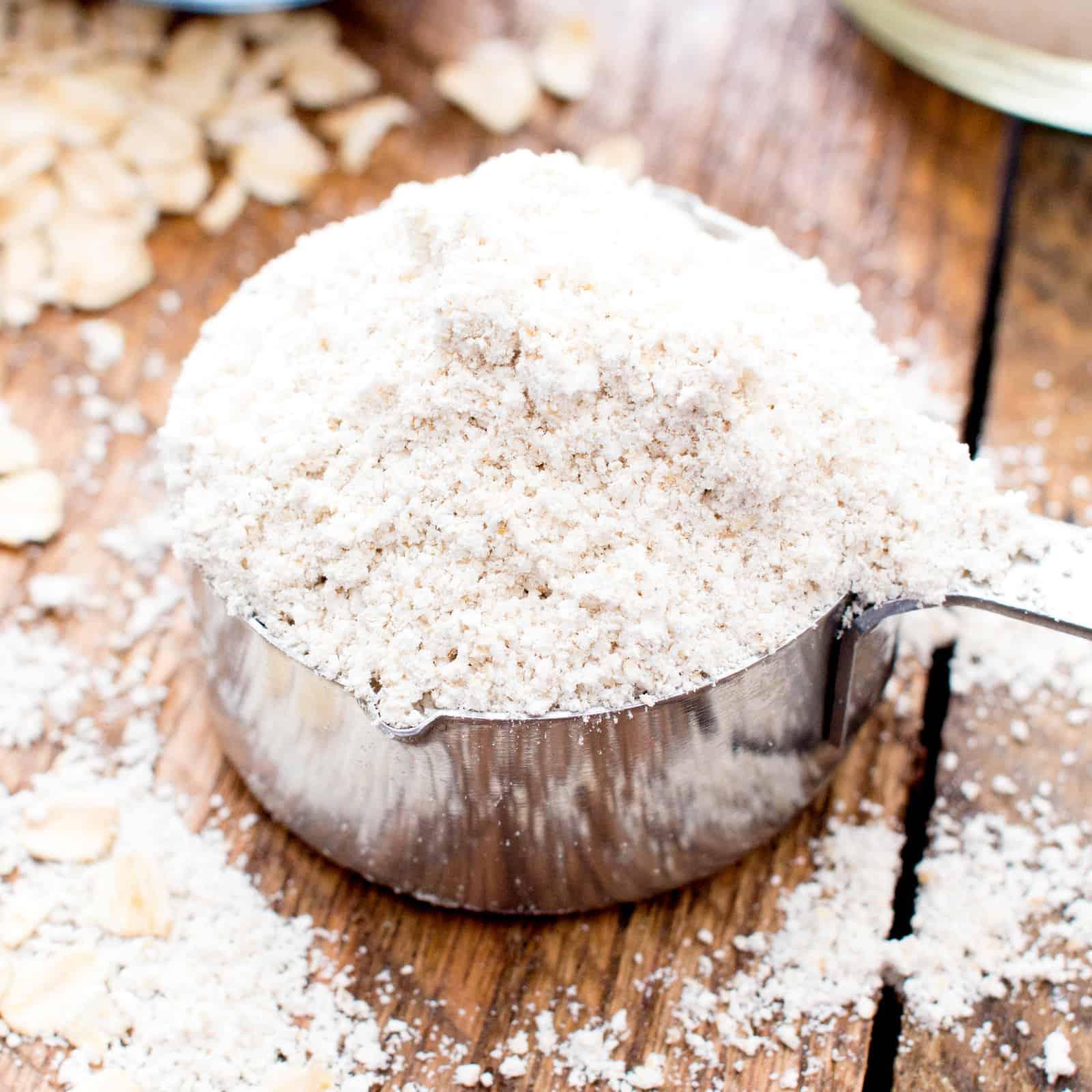 How to make flour 68