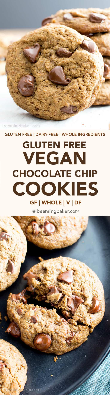 Joy Of Vegan Baking Chocolate Chip Cookies