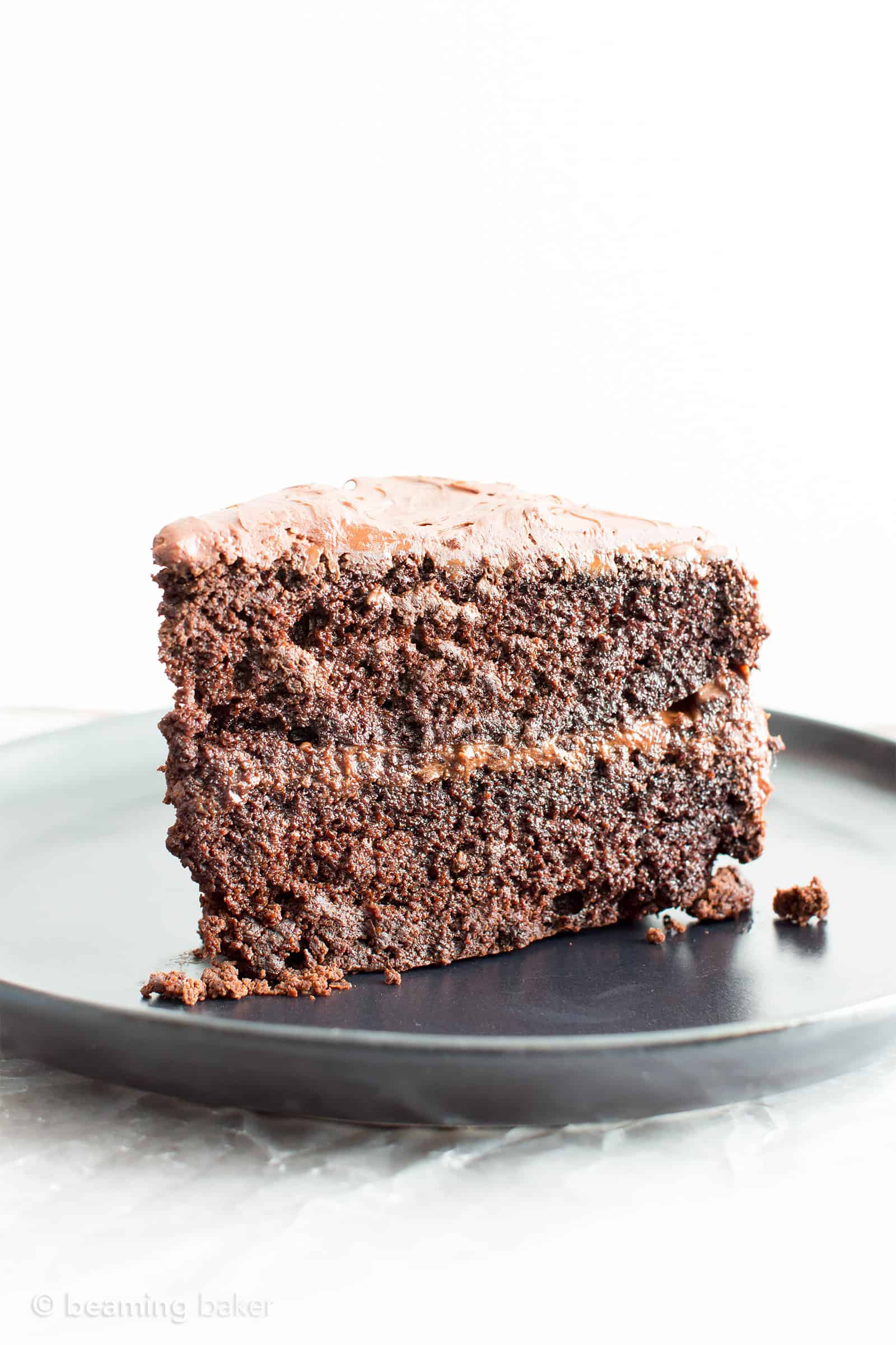 Vegan Chocolate Cake Recipe Gluten Free Dairy Free V Refined
