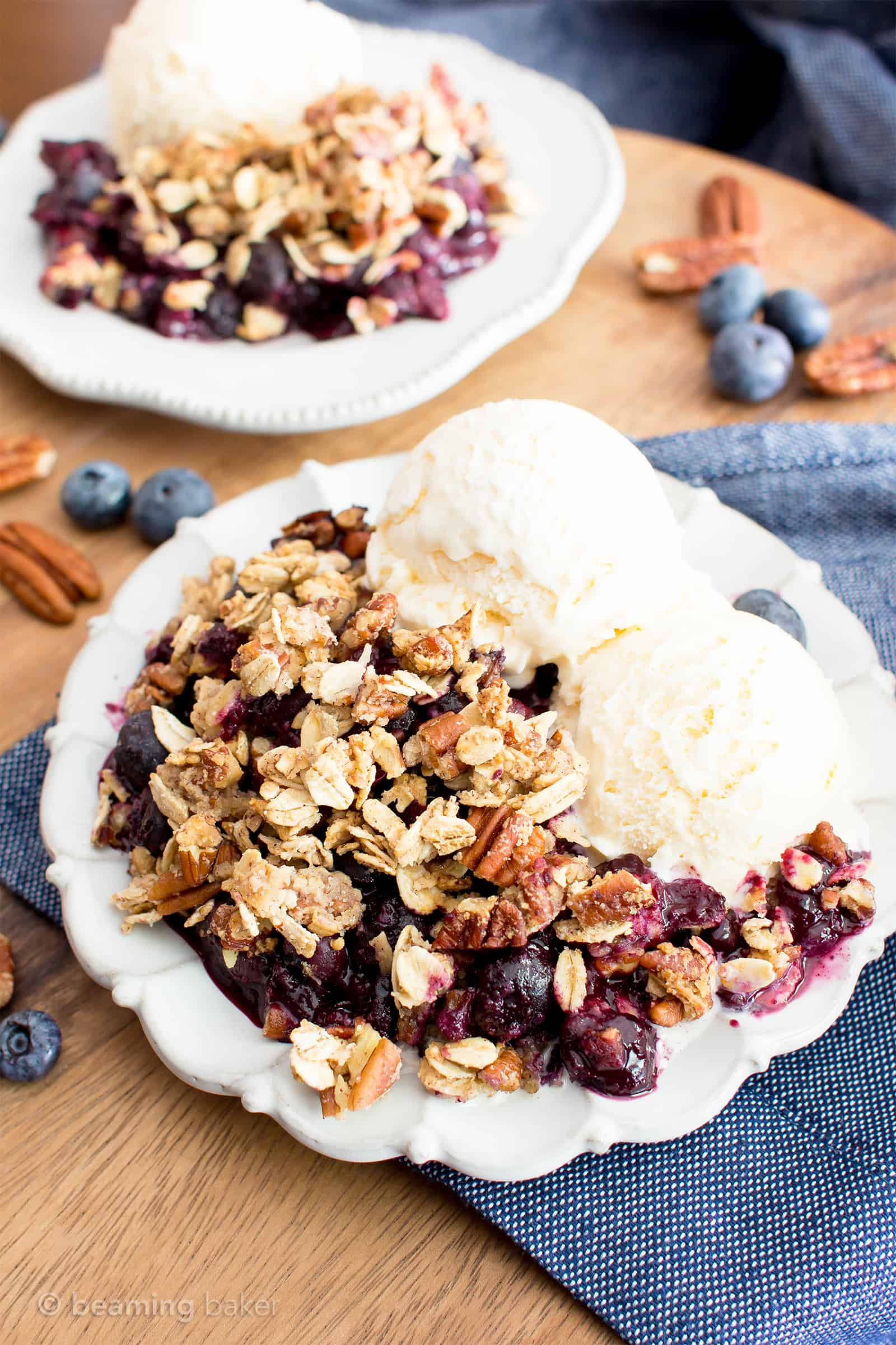 Forum on this topic: Sugar and Spice Blueberry Crisp, sugar-and-spice-blueberry-crisp/
