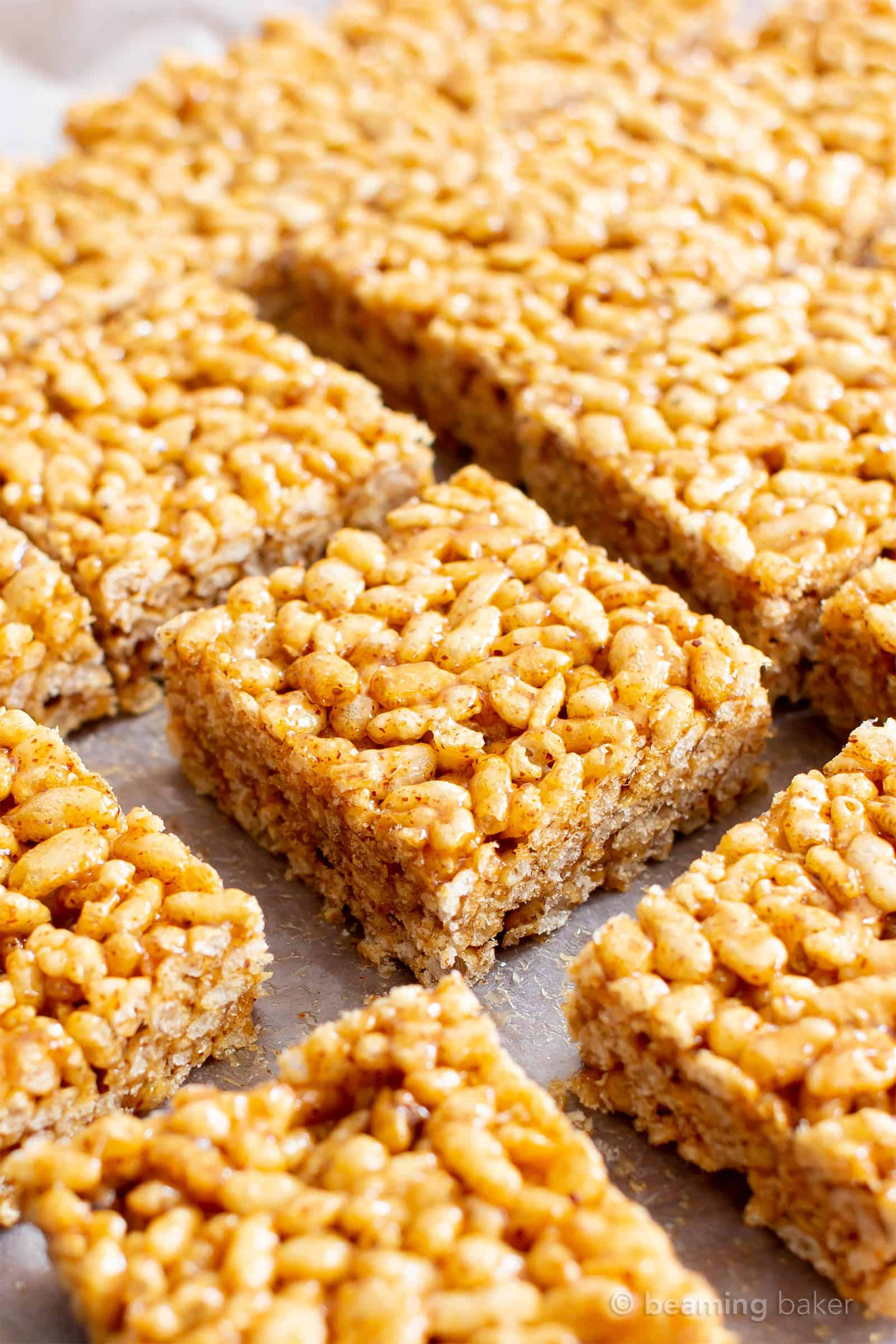 Rice crispy treats recept