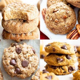 Best Vegan Christmas Cookies: a festive collection of amazing vegan Christmas cookies perfect for the holidays! #VeganChristmas #Christmas #ChristmasCookies #VeganCookies   Recipes at BeamingBaker.com
