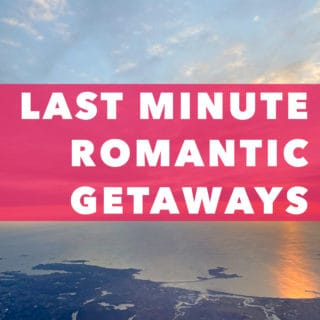 5 Last Minute Last Minute Romantic Getaway Ideas: Spice up your love life with these last minute couple getaways! Including cheap last minute weekend getaways for couples and creative romantic getaway ideas your partner will love! #Travel #TravelTips #RomanticGetaways #TravelHacks | Post on BeamingBaker.com